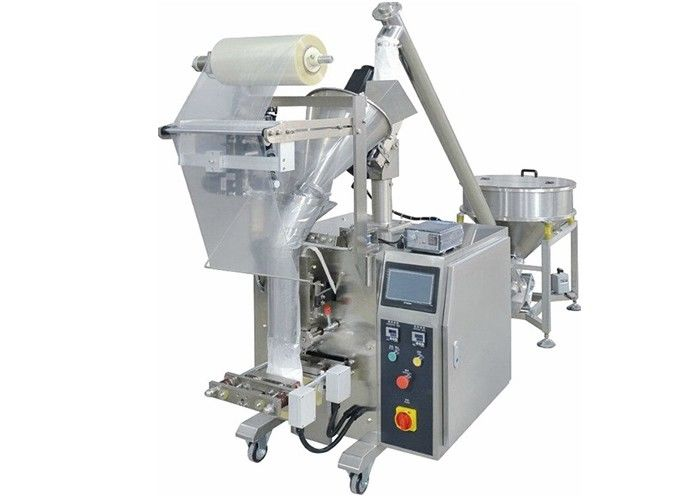 3 / 4 Side Seal Bag Spiece Powder Packaging Machine Automatic High Precision
